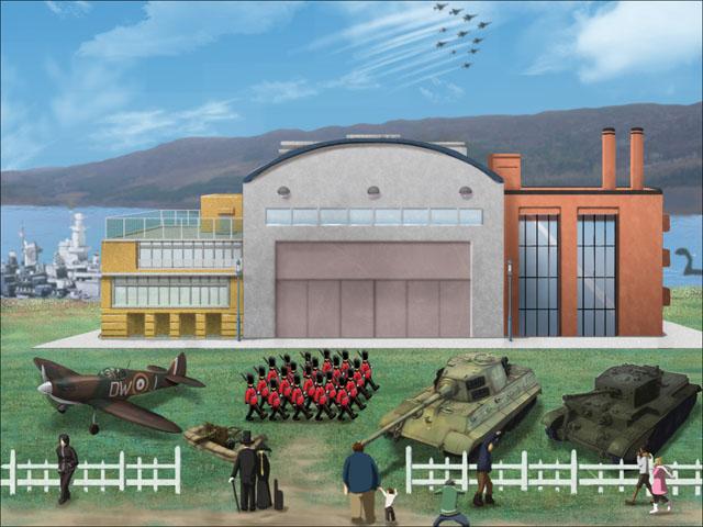 パトルの軍事博物館2